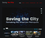 saving the city image